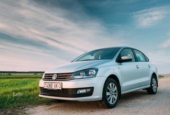 Volkswagen Polo 2017 model